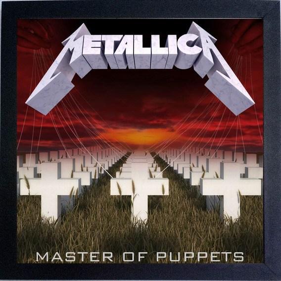 LP Vinil Metallica - Master Of Puppets Importado