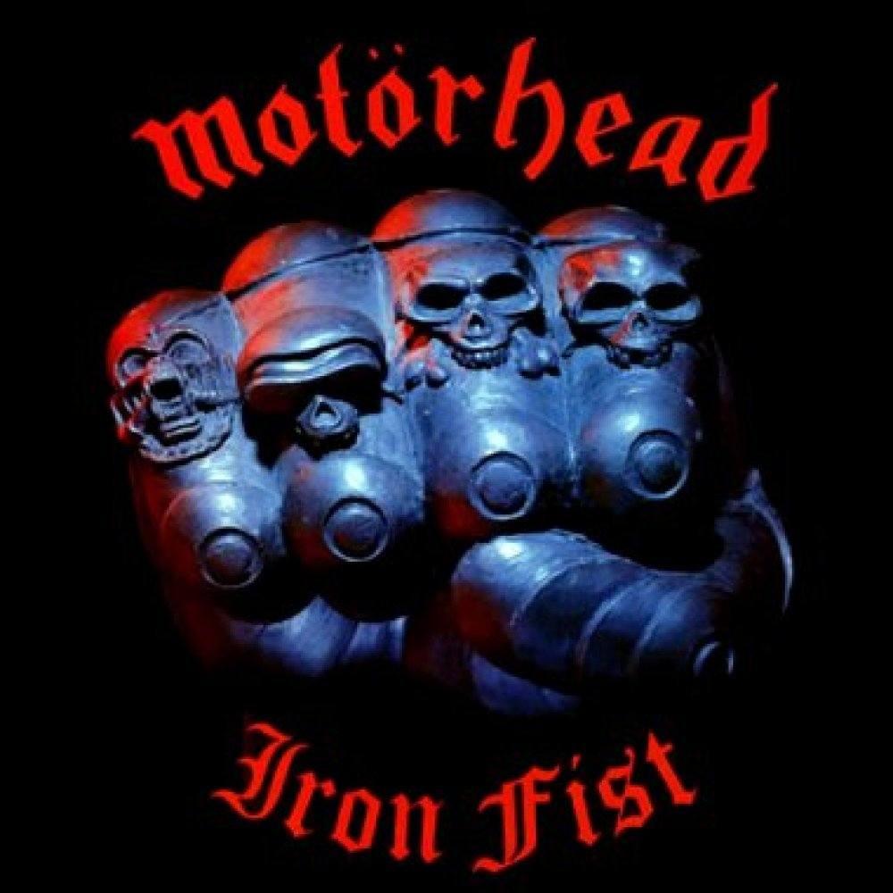 LP Vinil Motorhead - Iron Fist - Importado