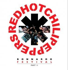 Lp Vinil Red Hot Chili Peppers - Bonnaroo Festival Part2