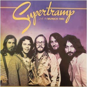 Lp Vinil Supertramp - Live in Munich 1983