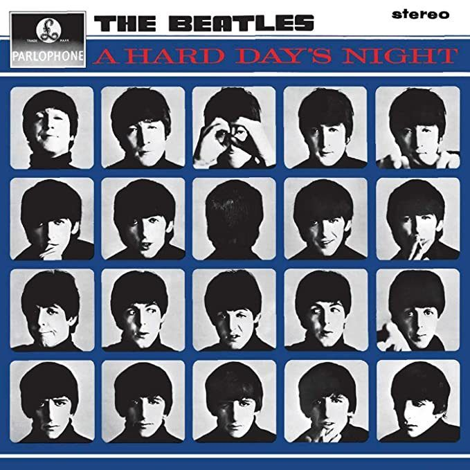 LP Vinil The Beatles - A Hard Days Night Remastered - Importado