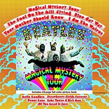 LP Vinil The Beatles - Magical Mystery Tour Remastered - Importado