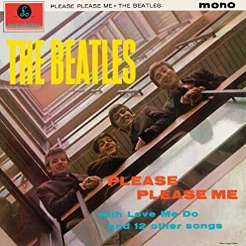 LP Vinil The Beatles - Please Please Me Remastered - Importado