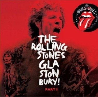 Lp Vinil The Rolling Stones - Gla Ston Bury Part1