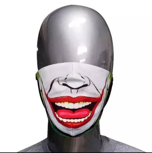Máscara de Tecido Coringa