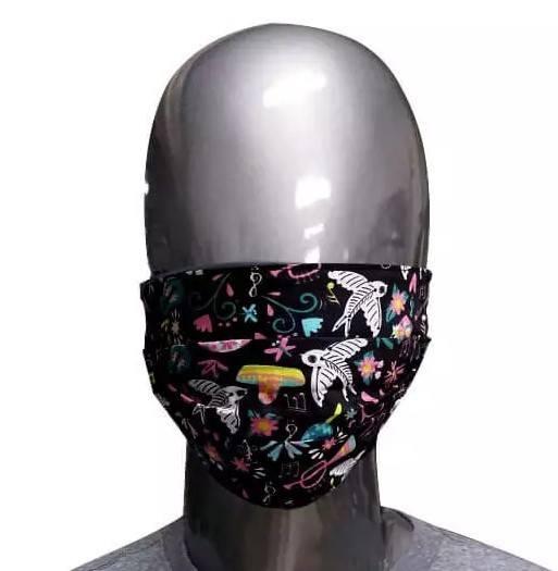 Máscara de Tecido Estampada