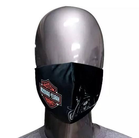 Máscara de Tecido Harley-Davidson