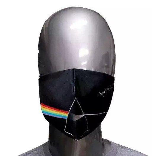 Máscara de Tecido Pink Floyd