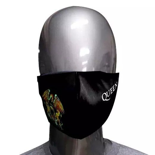 Máscara de Tecido Queen