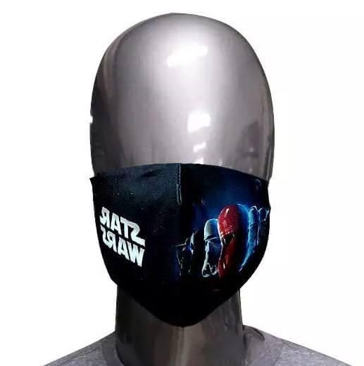 Máscara de Tecido Star Wars