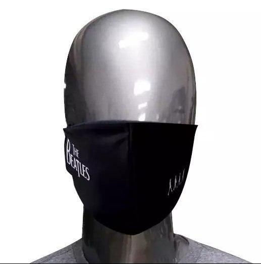 Máscara de Tecido The Beatles
