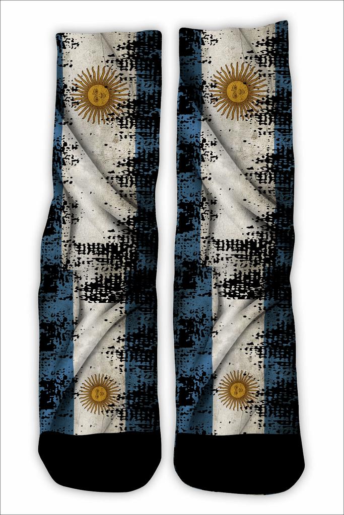 MEIA FLAG ARGENTINA