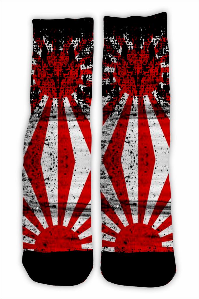 MEIA FLAG JAPÃO