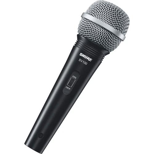 Microfone Shure SV100 Para Vocal e Karaokê