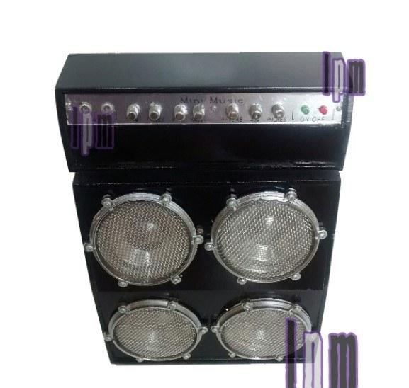 Miniatura Amplificador Cabeçote