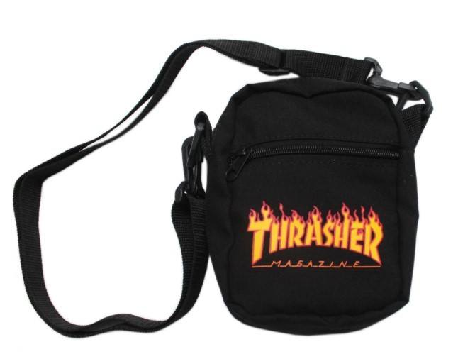 MOCHILA FLAME SHOULDER BAG THRASHER