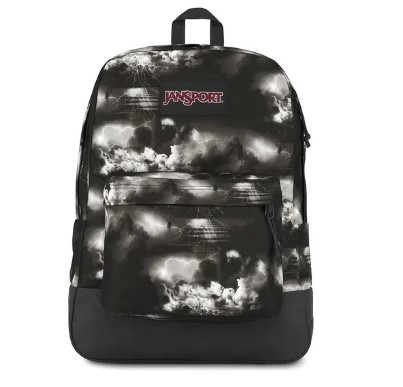 MOCHILA JANSPORT BLACK LABEL SUPERBREAK LIGHTNING CLOUDS T60G66C