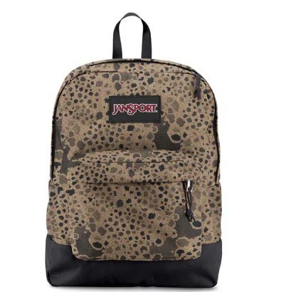 MOCHILA JANSPORT BLACK LABEL SUPERBREAK - STONY CAMO T60G5R7