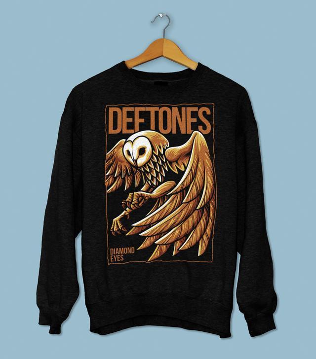 Moletom Deftones - Vortex