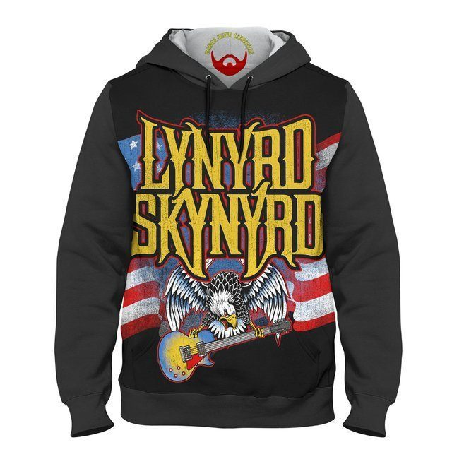 Moletom Infantil Lynyrd Skynyrd
