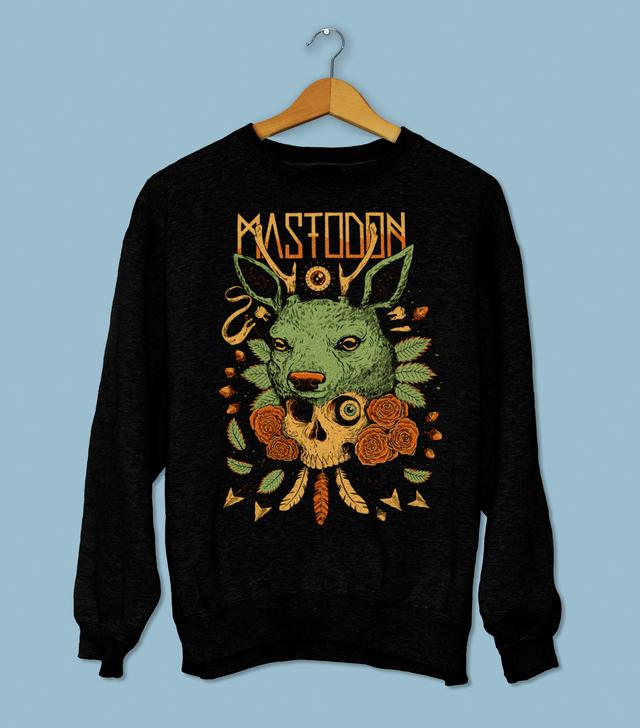 Moletom Mastodon - Vortex