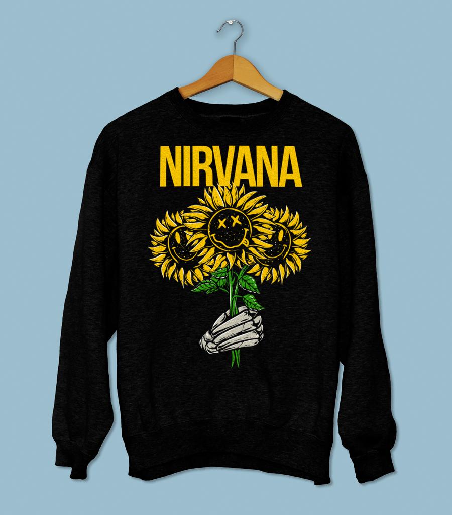 Moletom Nirvana - Vortex