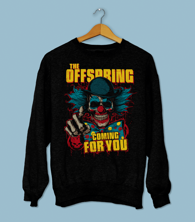 Moletom The Offspring - Vortex
