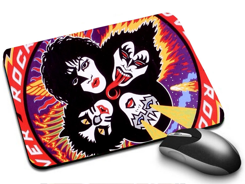 Mousepad Kiss Over