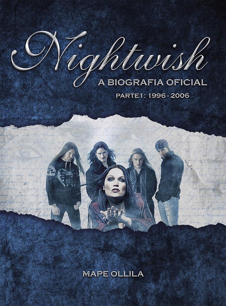 Nightwish - A Biografia Oficial - Parte 1 - Livro