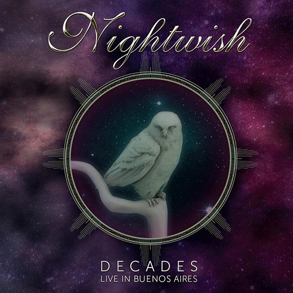 Nightwish - Decades Live in Buenos Aires - Versão digipack CD duplo