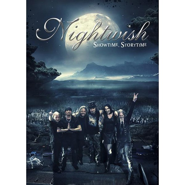 Nightwish - Showtime, Storytime DVD duplo