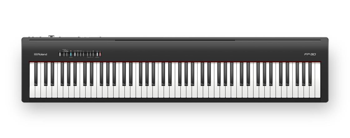 Piano portátil Roland FP 30