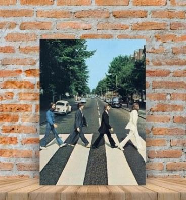 Placas Decorativas The Beatles