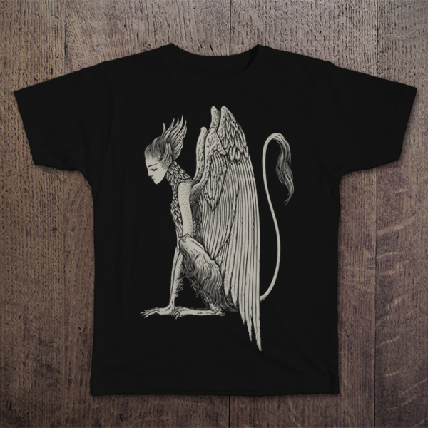 PRÉ-VENDA Camiseta Alcest - Spiritual Instinct - ENVIO EM 1/9