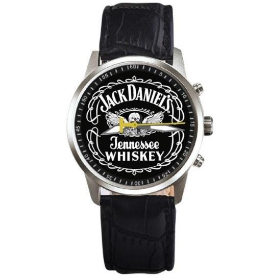Relógio Skull Whisky - SkullAchando