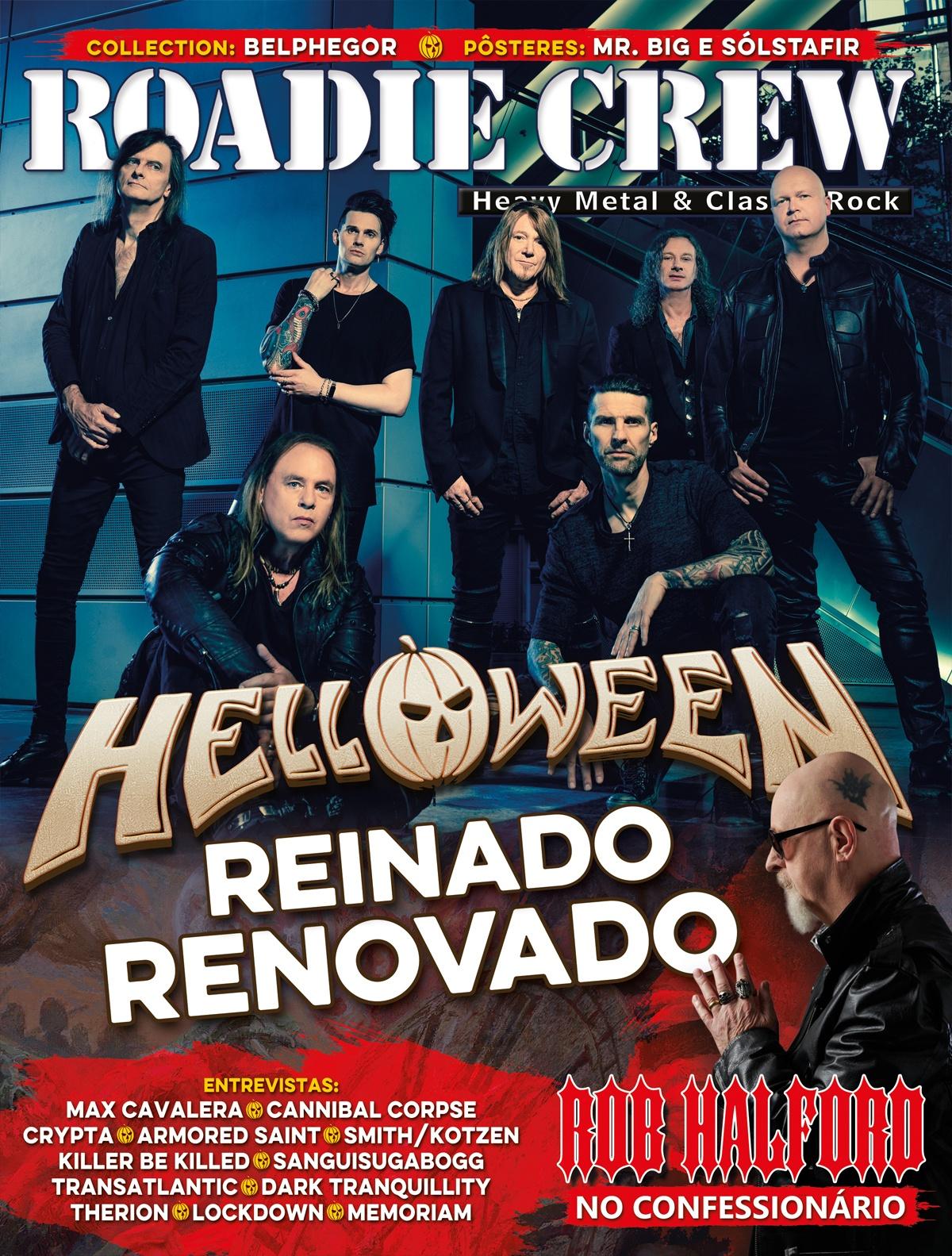 Revista Roadie Crew #261