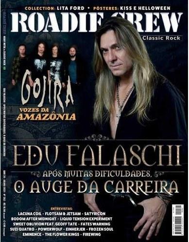 Revista Roadie Crew #262