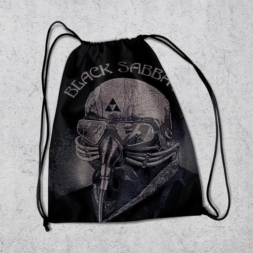SACOCHILA - BLACK SABBATH - NEVER SAY DIE