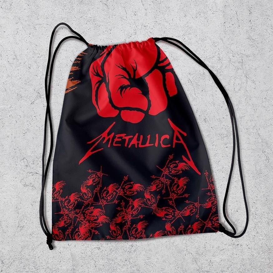 SACOCHILA - METALLICA - SAINT ANGER