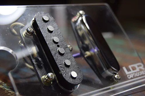 Set de Captadores Telecaster LDR TWANG - braço e ponte