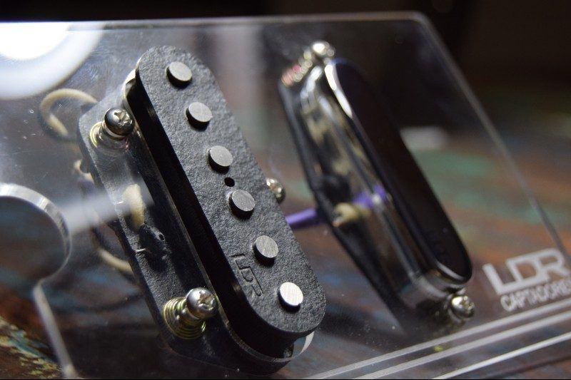 Set de Captadores Telecaster LDR ´51 - braço e ponte