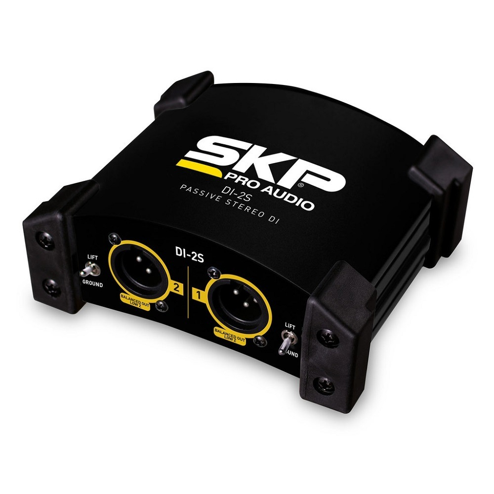 SKP Passive Stereo DIRECT BOX DI-2S