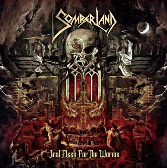 Somberland – Just Flesh For The Worms CD