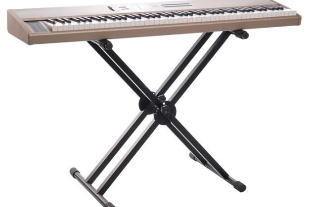 Suporte Para Piano Profissional BX1 Duplo-Ibox