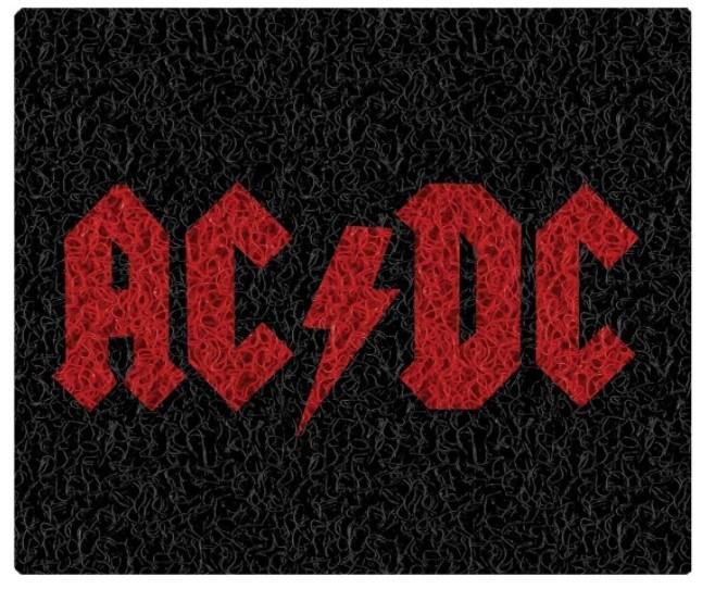 Tapete Capacho Decorativo ACDC