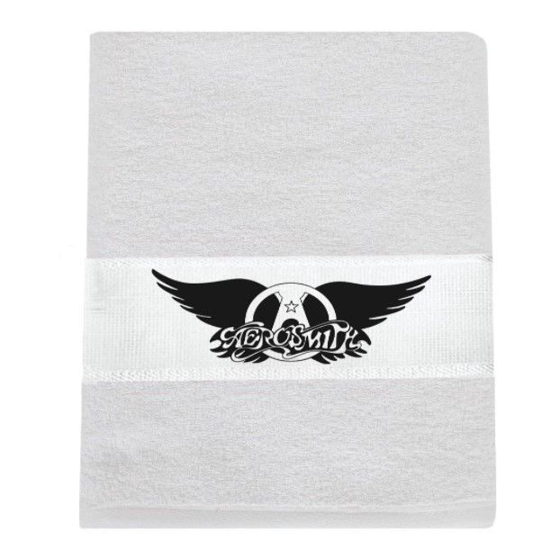 Toalha Aerosmith Banho