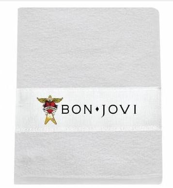 Toalha Bon Jovi Rosto