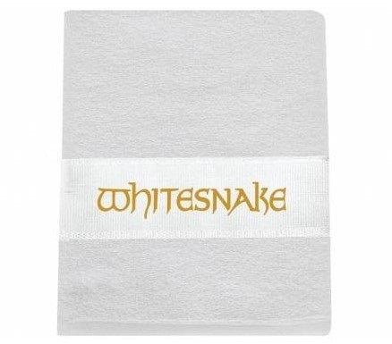 Toalha Whitesnake rosto