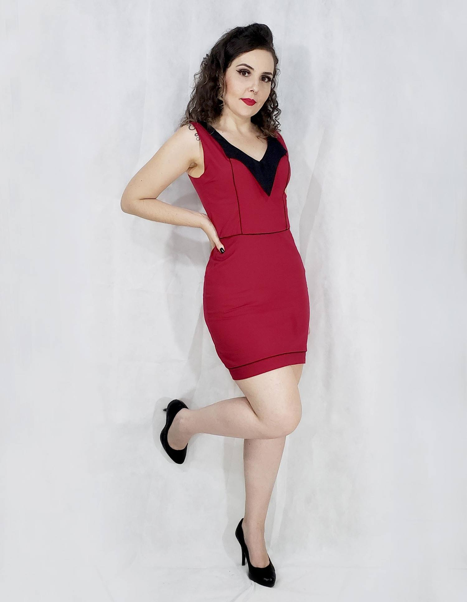 Vestido - Lady Dracula