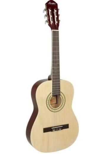Violão Memphis Tagima Ac 34 Nylon Acústico cor natural